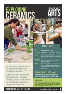 Exploring Ceramics