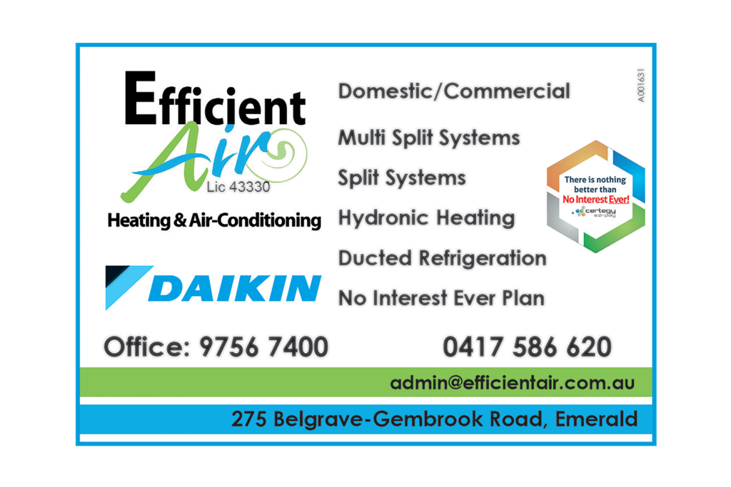 Efficient Air — Heating and Air Conditioning