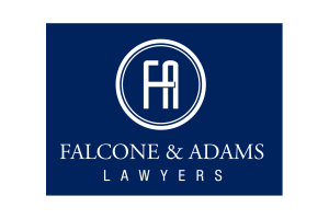 Sponsor Logo - Falcone & Adams Lawyers