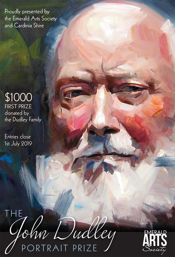Entry Form — John Dudley Portrait Prize