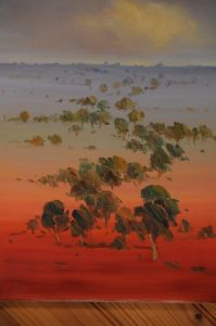 Red Centre by Chris Britton