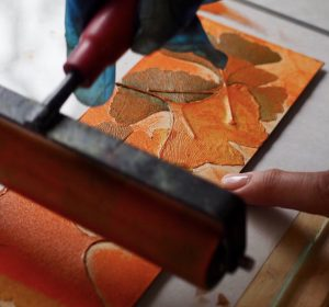 Collagraph Printmaking with Jo Horswill