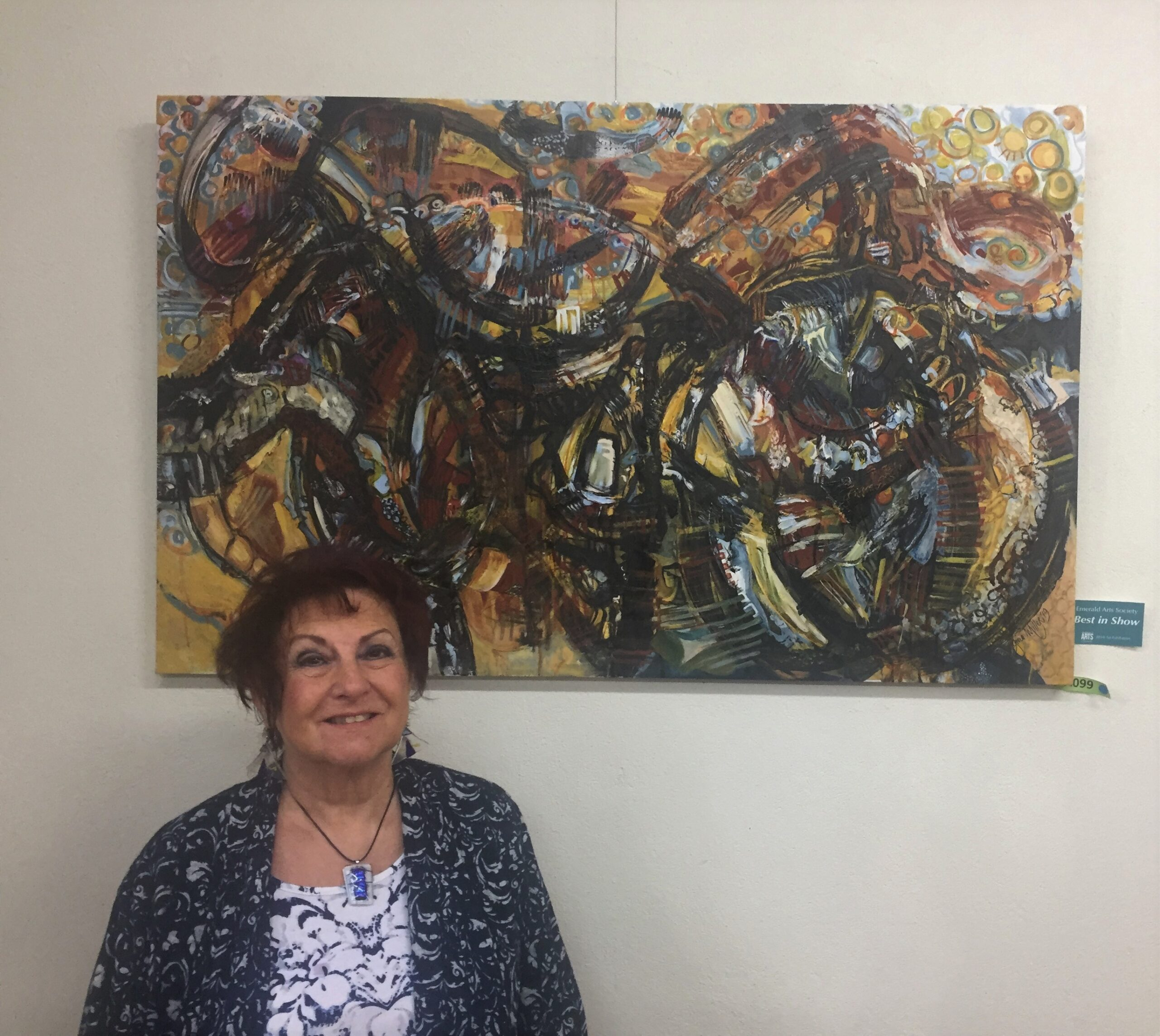 Read more about the article Annual Art Exhibition 2019