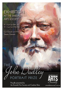 Read more about the article The John Dudley Portrait Prize 2021