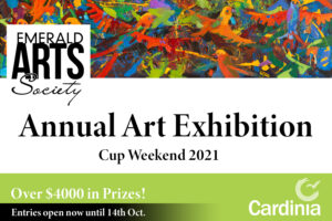 EAS Annual Art Exhibition. Cup Weekend 2021. Open for Entries now until October 14th!