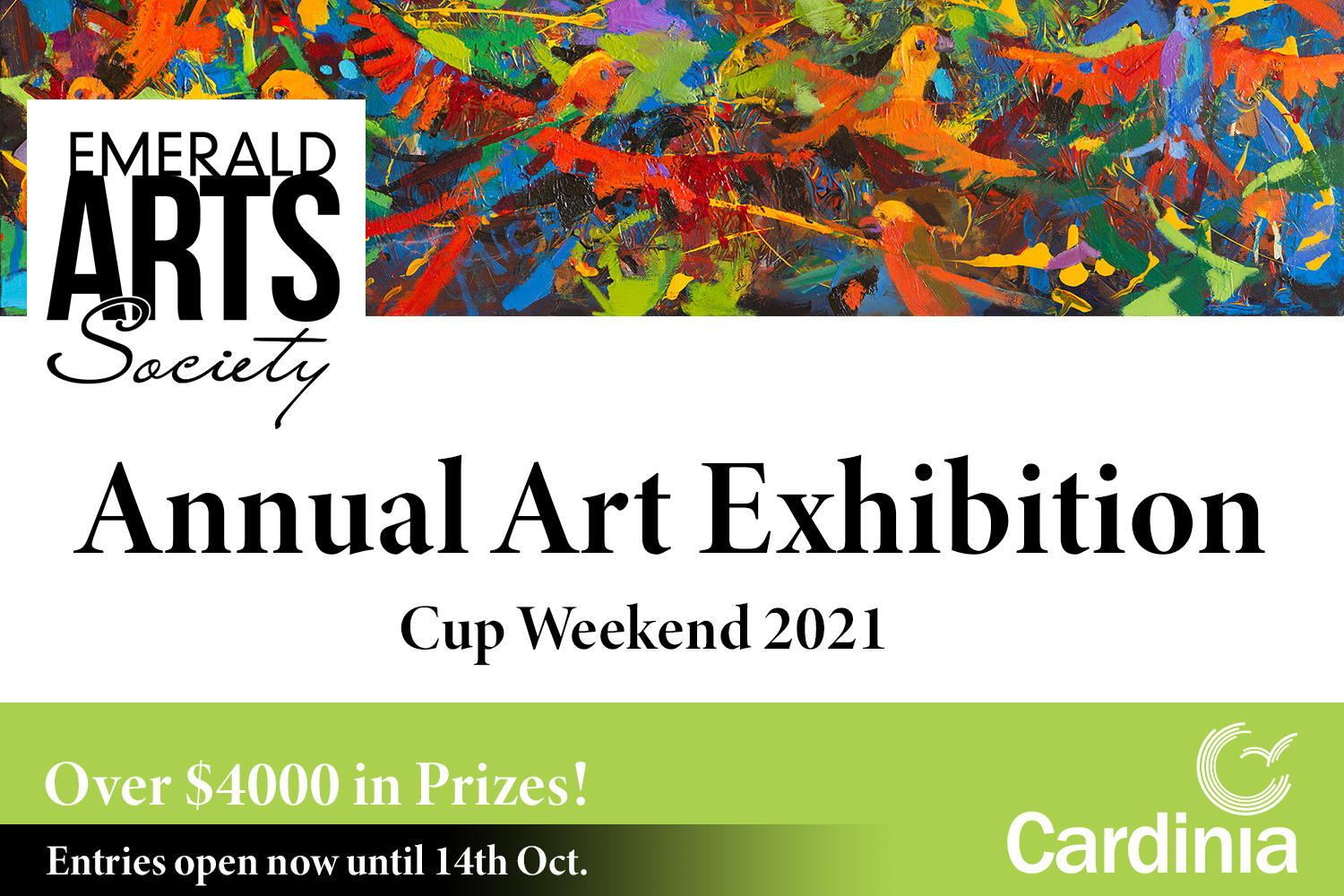 Read more about the article Annual Art Exhibition 2021 – open for entries!