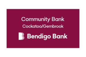 Bendigo Bank — Cockatoo/Gembrook Community Bank