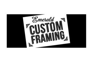 Emerald Custom Framing